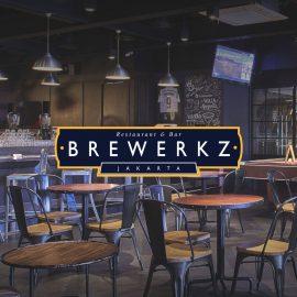 brewerkz website design by Grab Essentials