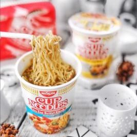 Nissin Cup Noddles