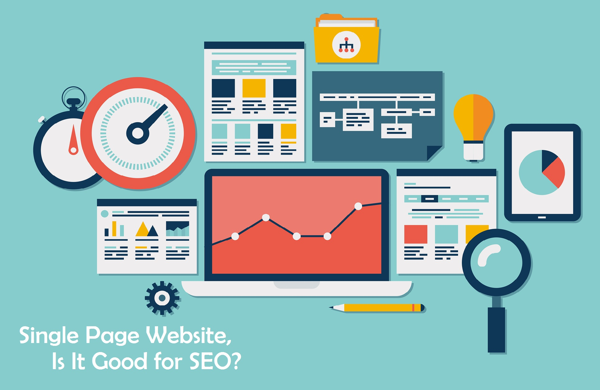 Single Page Website, Is It Good For SEO?